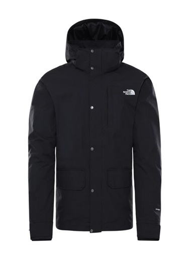 The North Face The North Face Pinecroft Triclimate Erkek Mont Siyah Renkli